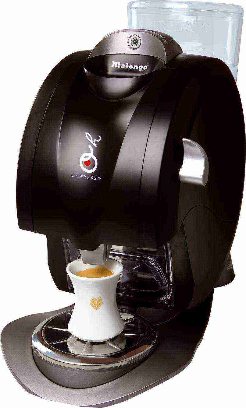 Machine expresso � capsule Malongo